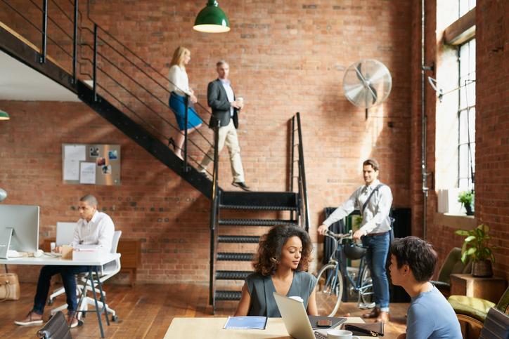 Empleo ACCIONA Que es el coworking