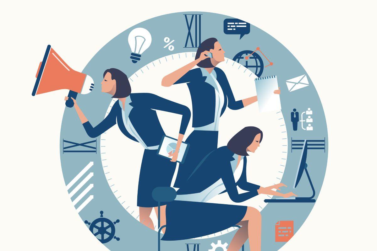 professional skills for work life balance