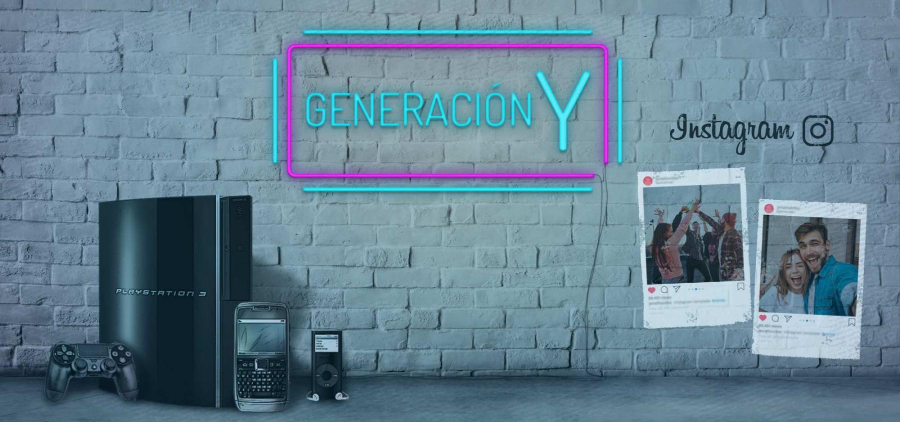 Generación millennial en la vida en el trabajo