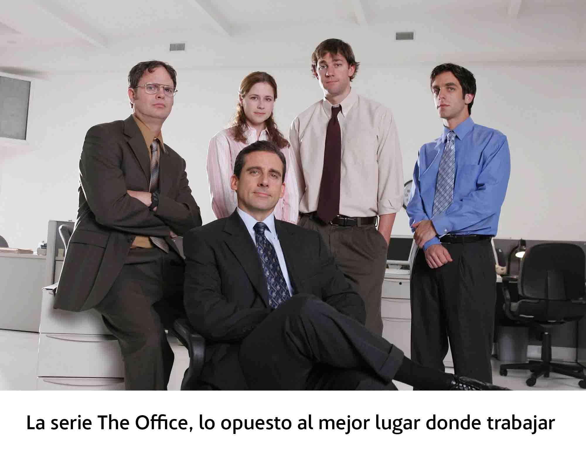 imagen serie the office