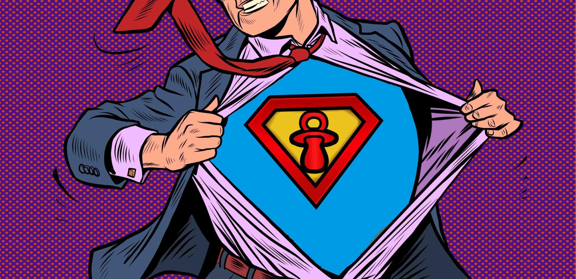 Cómo ser un mejor profesional gracias a los superhéroes